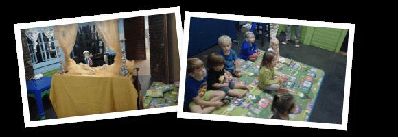 Hope City Church_Kids Church_Having fun and learning - Children's Ministries