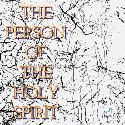 Series on the Holy Spirit